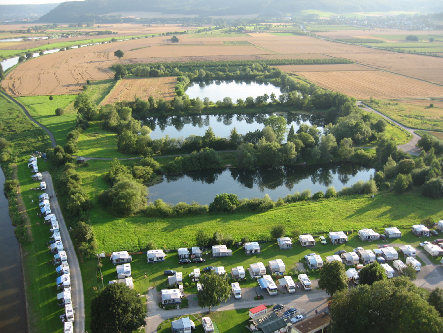 Campingplatz Mobilcamping Holzminden